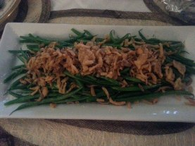 Green Beans with Frenchs Onion